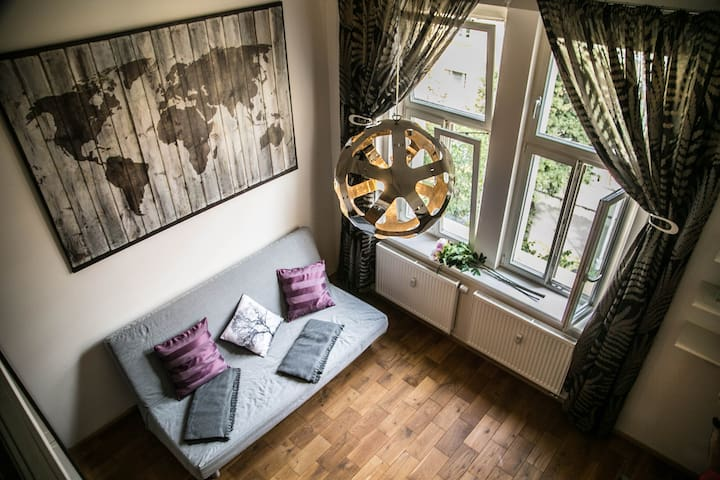 Nice apartment near city center - Praha - Ev
