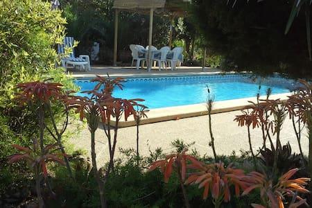 Charming Studio Apt. Pool & Terrace - Cala Mesquida - Apartamento