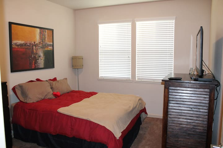 Quiet 1bd and 1bath in apt on San Ramon hillside - San Ramon - Appartement