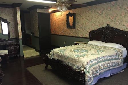 Beautiful room near Savannah, GA - Bloomingdale