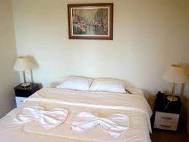 Quarto casal -Riadd Hotel Brasília