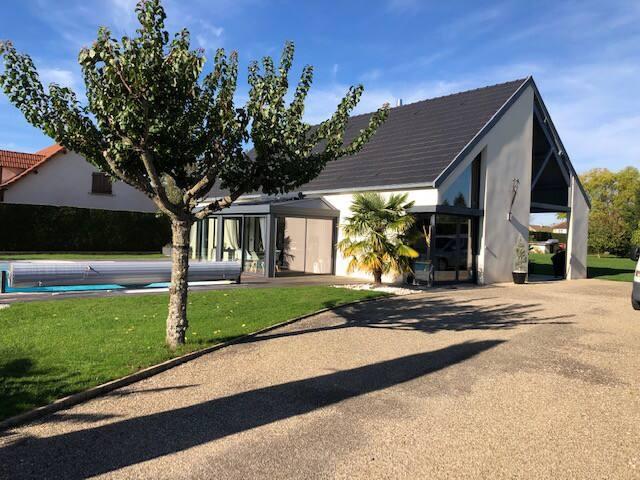 2 Chambres dans maison d'architecte avec piscine
