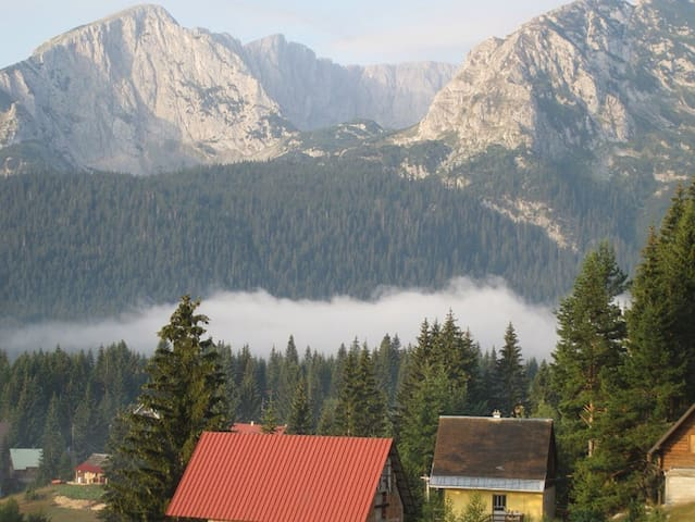 Superb Mountain Retreat - Zabljak