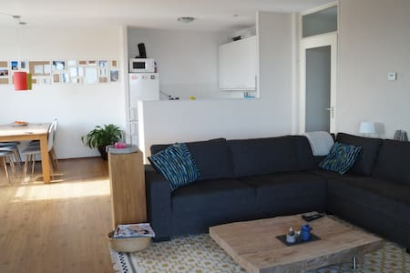 Spacious, cosy app near CS - Utrecht - Apartment