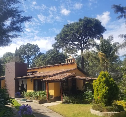 Amplia y bella casa desde 4 hasta 11 huéspedes