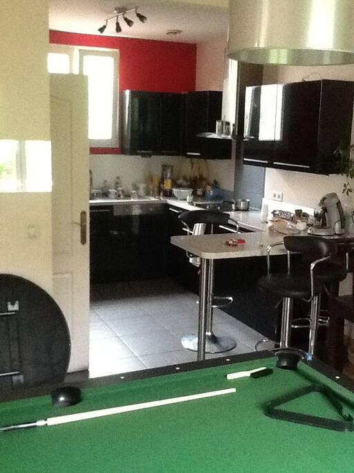 Cuisine / Salon