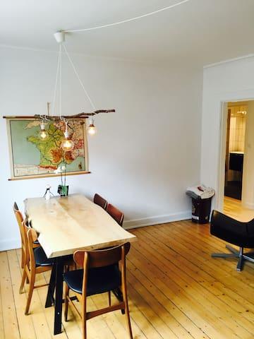 Lækker lejlighed i Aalborg vestby