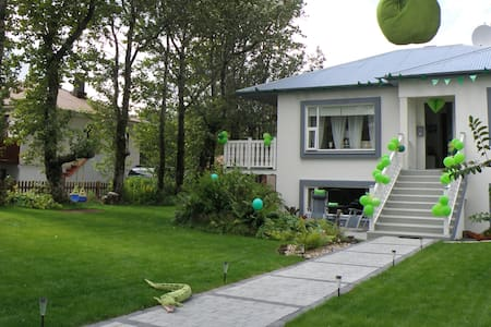 Guesthouse  Henia - Selfoss - Hus