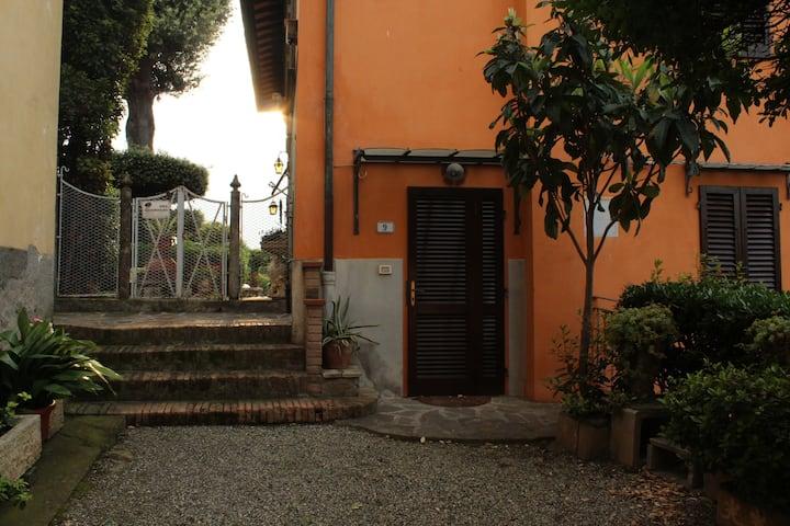 Appartamento nell'Antico Borgo di Soiana