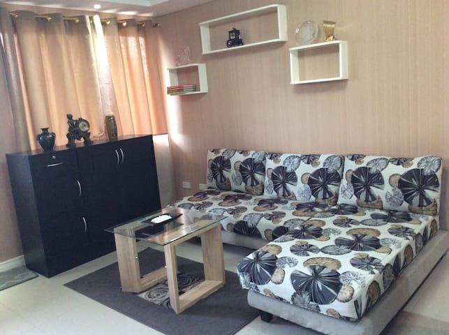 2 bedroom unit.