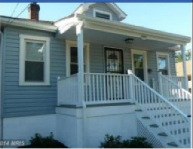 Detatched Home - Walking distance to Metro Subway - Washington - House