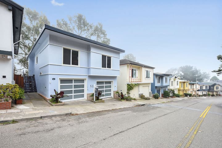 San Francisco Residence - centrally located.