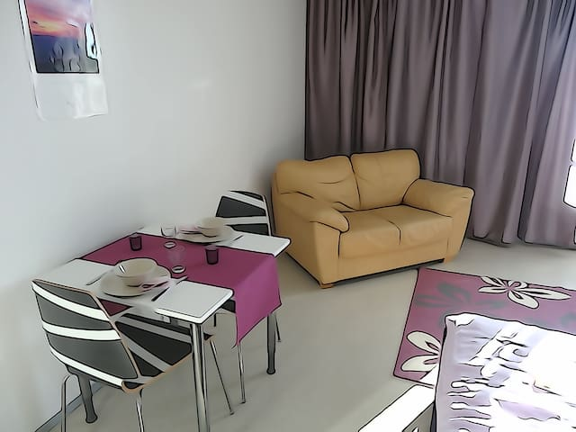 A comfortable apartment in the city centre - Tampere - 公寓