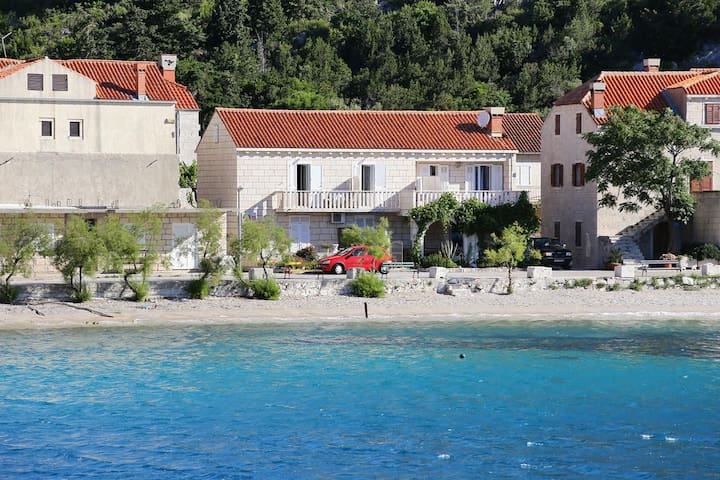 Studio flat near beach Trstenik, Pelješac (AS-4570-c)