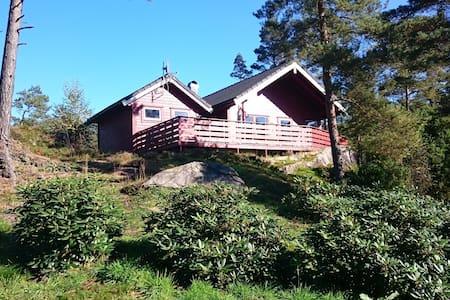 Lindås gard og hytteutleige - Liereid - Cabana