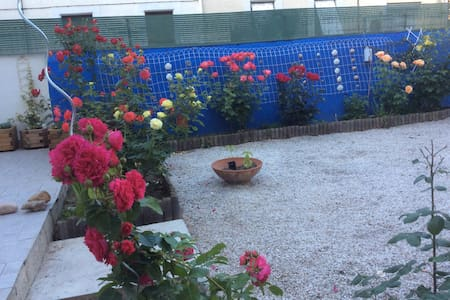 Double room (2) in central Limoux