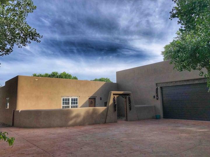 #ManzanaVilla Albuquerque