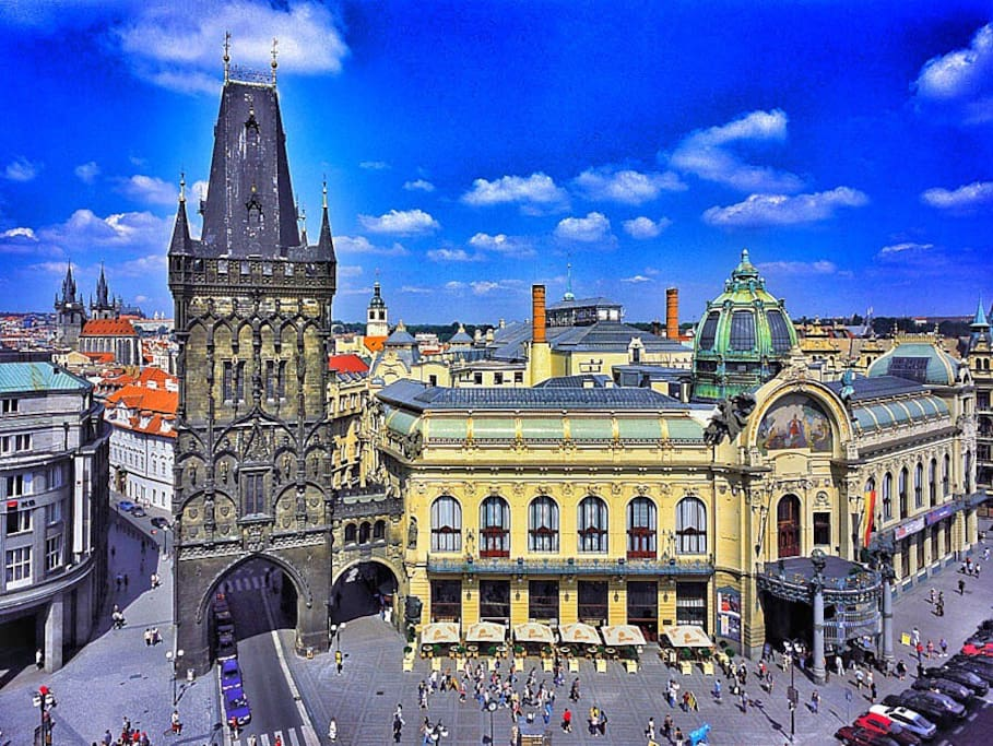 Best location in prague check it out apartments for for Prague location