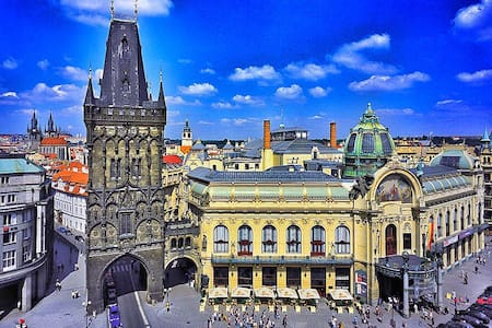 BEST location in Prague. Check it out! - Prag
