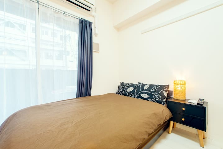 NAGOYA station 8min by foot (1room) - Nagoya-shi - Appartement