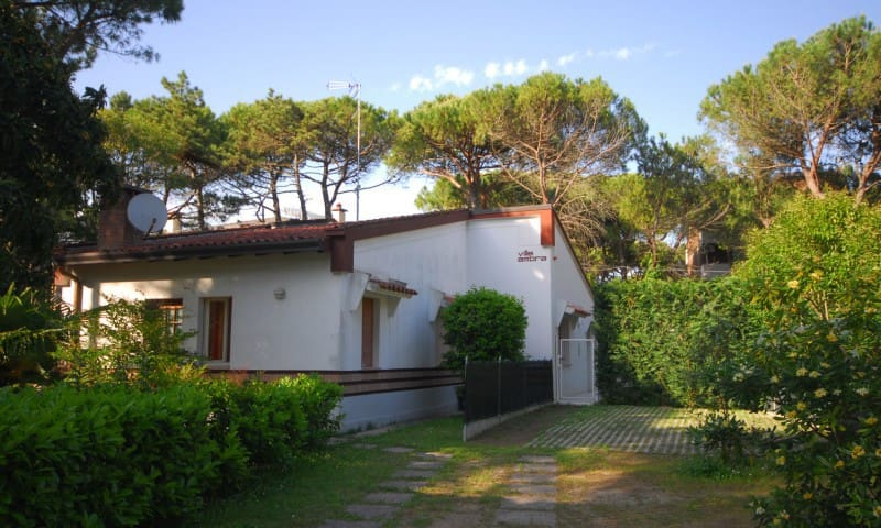 Villetta Ambra - double house with garden - Lignano Sabbiadoro - Casa