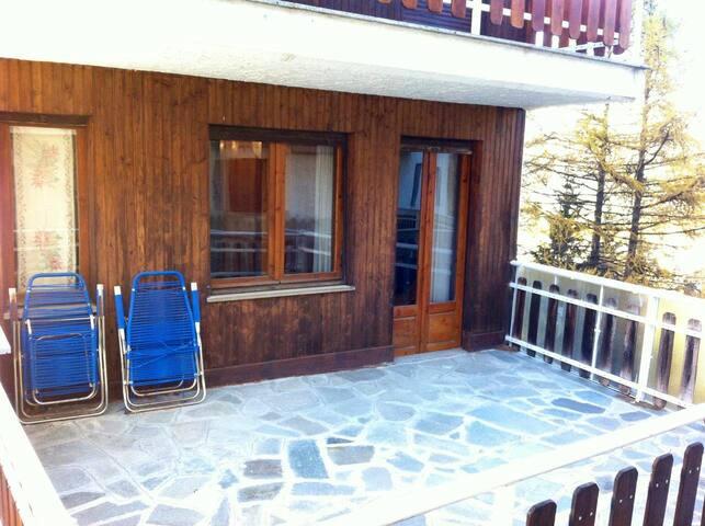 Bedroom's terrace