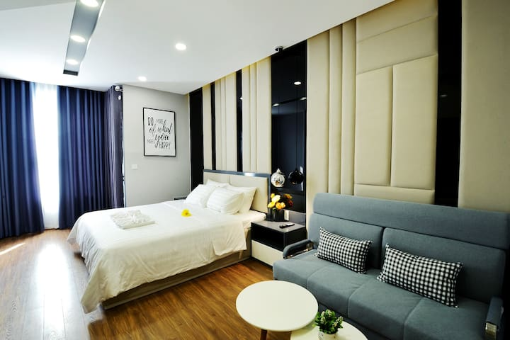 Elegant Home 1-Ben Thanh/Bui Vien - Free Netflix