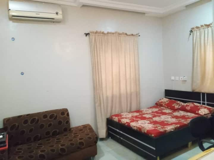 A 5-star Comfortable Room in Abuja
