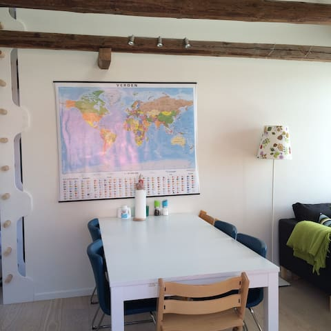 Ideal for families with kids - København - Apartment