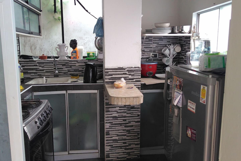 cosina. para cocinarce frijider y lavadora