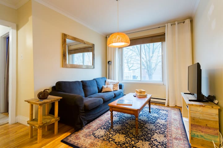 Cozy appartment close to amenities - Montreal