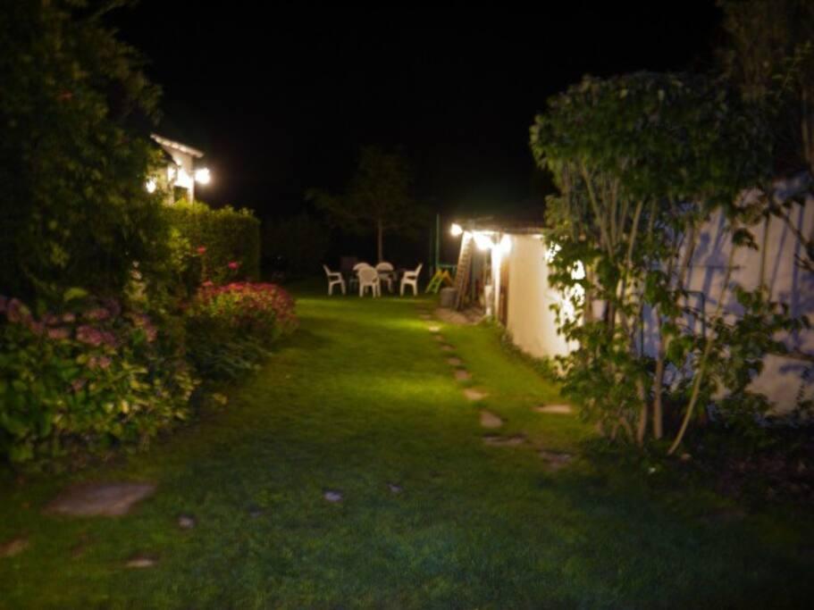 Le jardin partagé