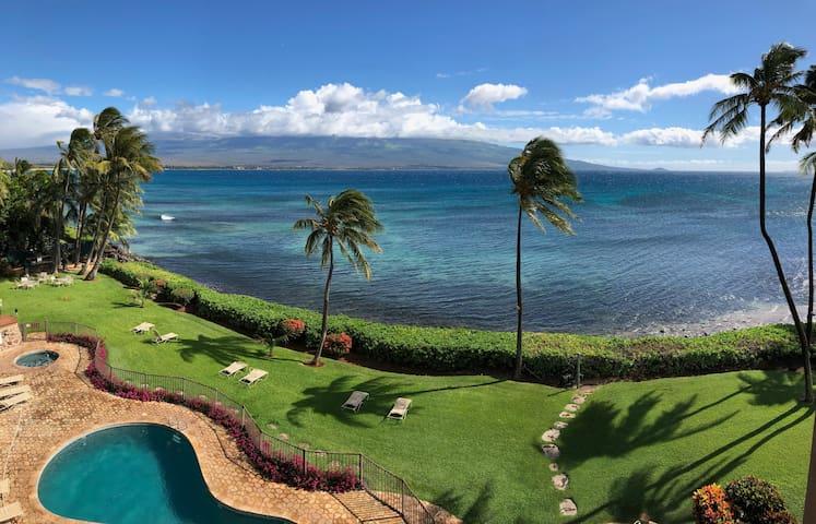 Maui Ocean Front Condo
