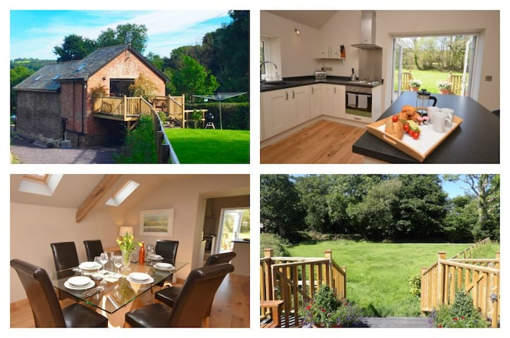 Stunning countryside and property - best of Devon! - Devon - Huis