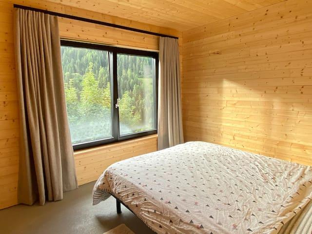 Chambre n°1 avec lit double