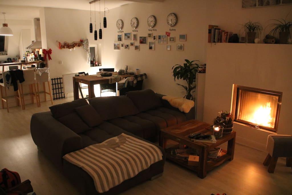 penthouse in the heart of hamburg wohnungen zur miete in. Black Bedroom Furniture Sets. Home Design Ideas