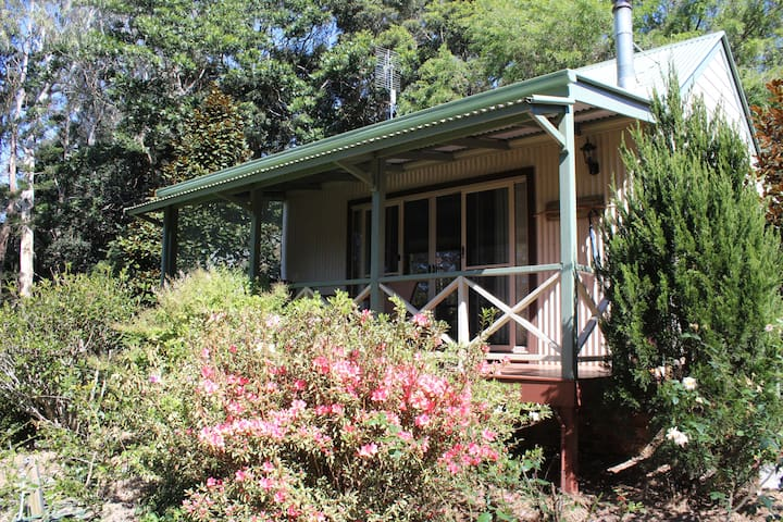 Bendle Cottages at Maleny Montville- GARDEN Cabins