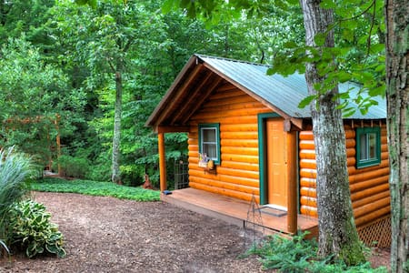 Log Cabin - Tiny Home (256 sqft) - Dahlonega - Kabin