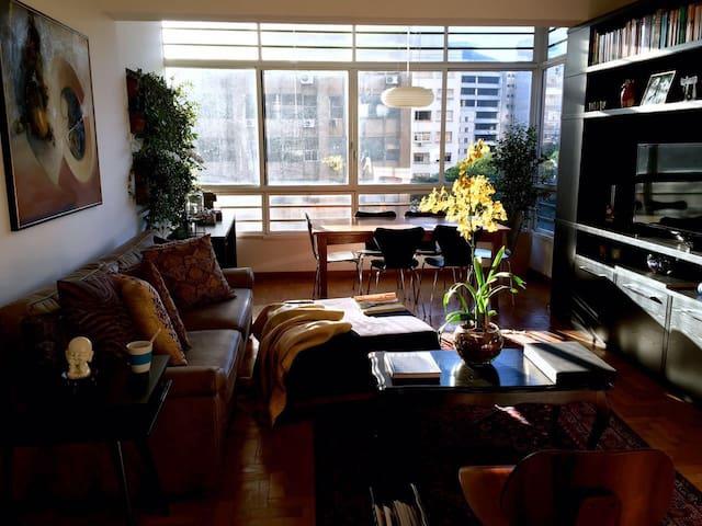 Charmoso apartamento no centro! - São Paulo - Huoneisto