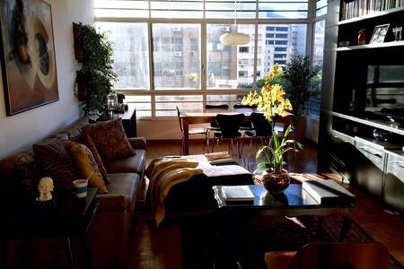 Charmoso apartamento no centro! - São Paulo - Apartmen
