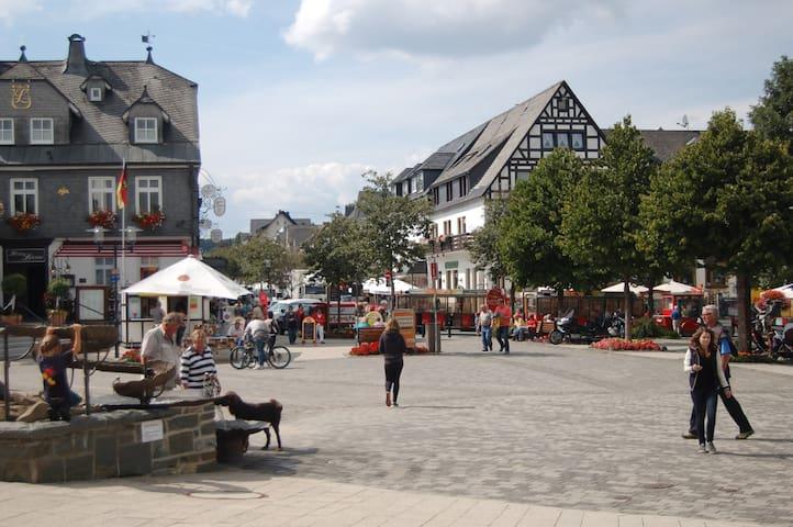 Centrum Winterberg woning  7 persn
