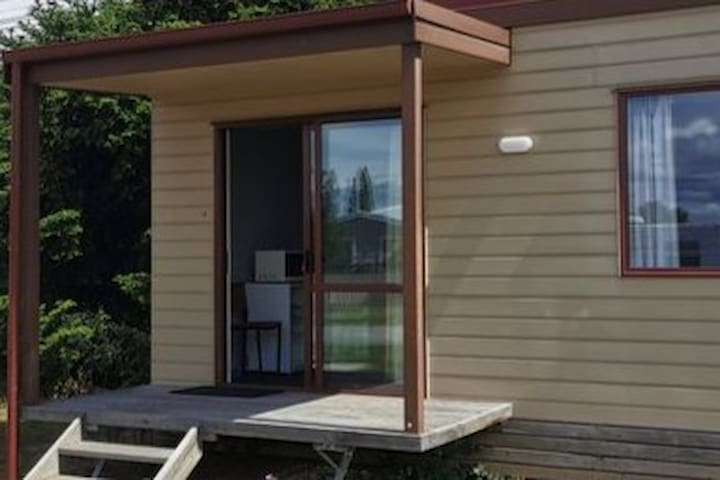Basic Family Cabin at the Clyde Holiday Park