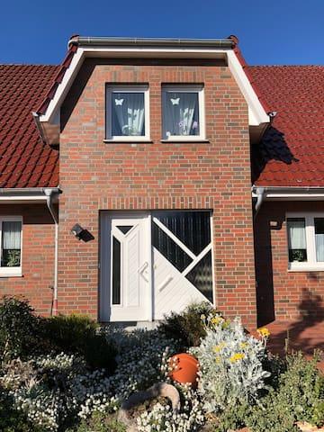Wohnung mit Terrasse und Garten in Bad Zwischenahn