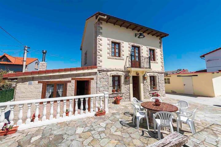 Casa alquiler en norte de Santander :12 personas