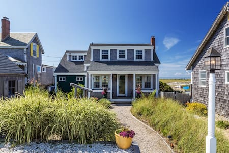 Quintessential Waterfront Cottage - Provincetown - Rumah