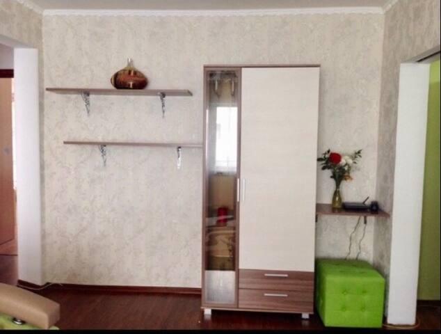 Центр Улан-Удэ! В гостях как дома. Только лето!