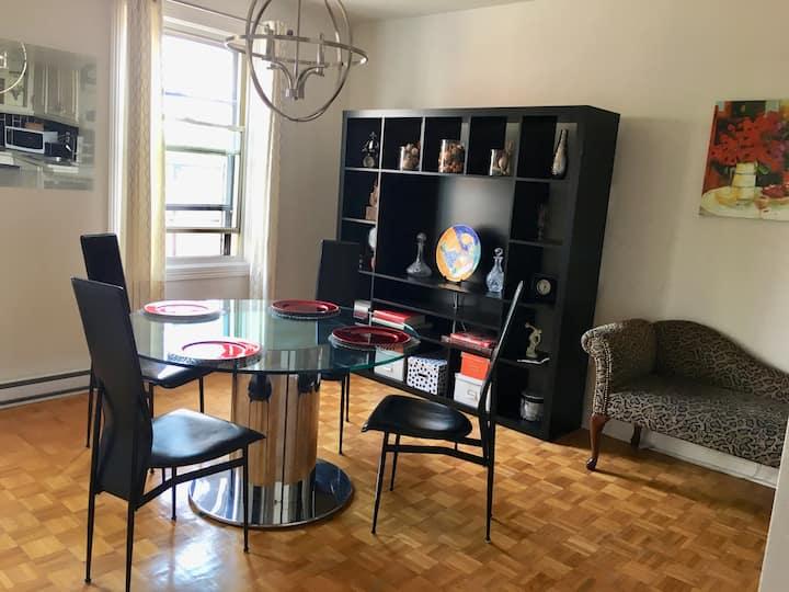 Super sweet 3-bedroom apartment  in chic Westmount