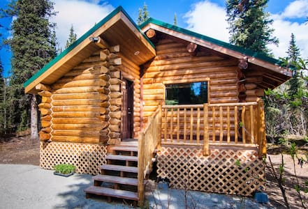 Cantwell Log Cabin