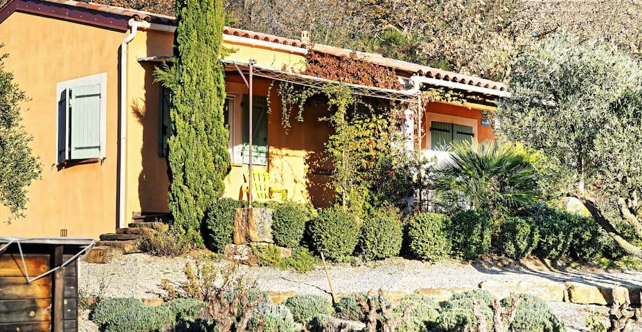 Le Rivieral, séjour en vignoble - Le Bosc - House