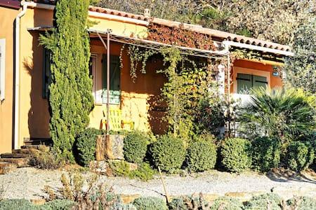Le Rivieral, séjour en vignoble - Le Bosc - Hus